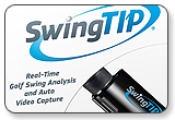 SwingTIP Wireless Golf Swing Analyzer