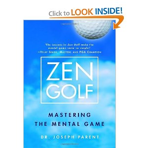 Zen Golf Book