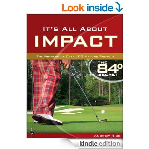 It's All About Impact Golf Book