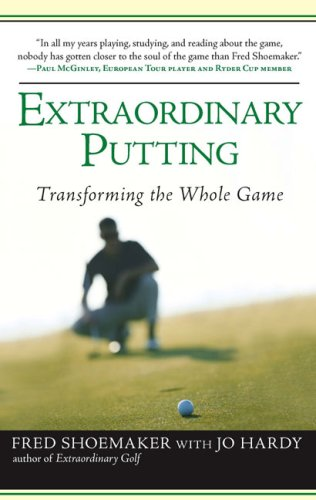 Extraordinary Putting Book