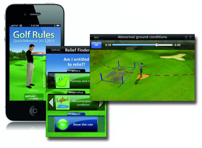 App For Golf Swing