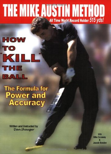 Golf Book Power and Accuracy