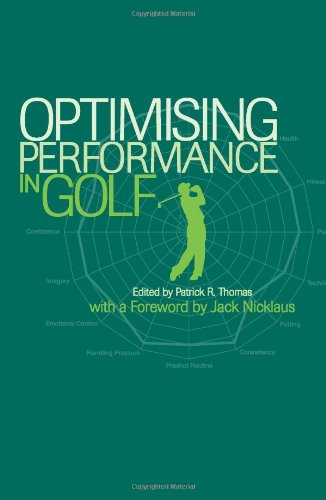 Optimising Performance In Golf