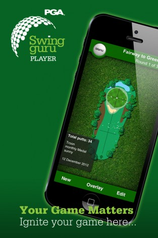 Golf Swing Android App