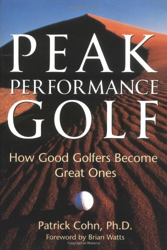 Peak Performance Golf Book