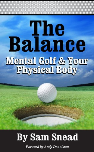 The Balance Golf Book