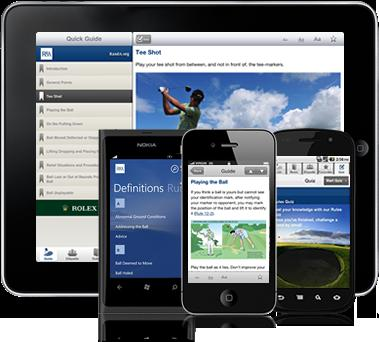 Android Golf Swing App