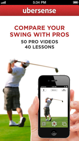 Golf Swing Apps