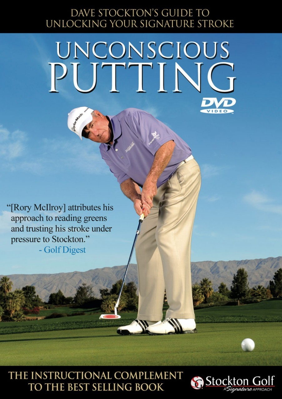 Dave Stockton Golf DVD