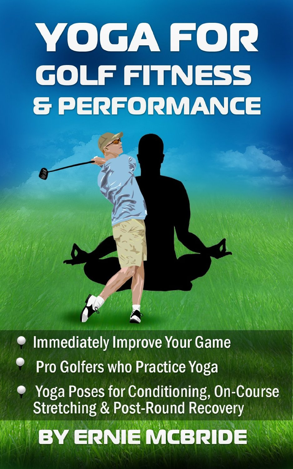 Yoga for Golf Book