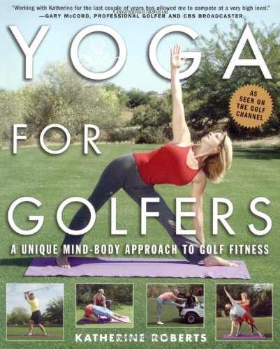 Yoga for Golfers Book