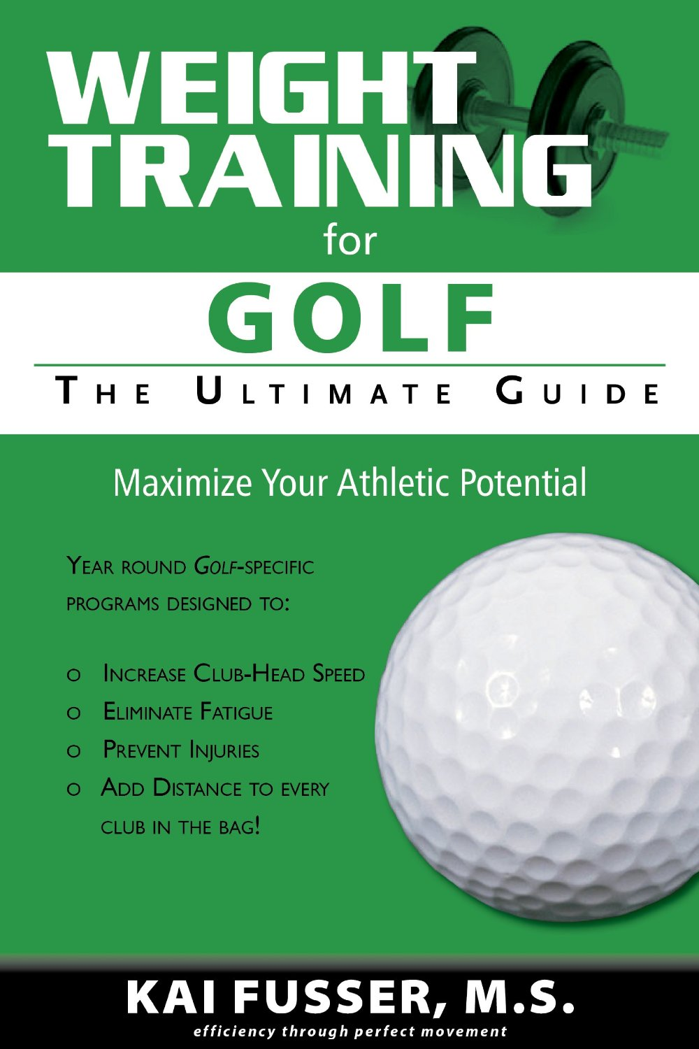 Weight Training For Golf The Ultimate Guide