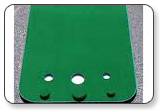 Big Moss Competitor Putting & Chipping Green 3' x 9'