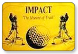 Dr Gary Wiren Impact Bag Golf Impact Training Aid