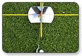 EyeLine Golf Practice T Alignment Rod System