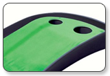Eyeline Golf Perfect Line Putting Mat