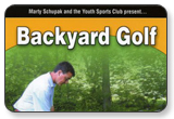 Golf Instruction Backyard Golf