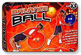 GolfGym Balance Ball Workout DVD