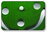 Grassroots Par Three Putting Green