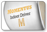 Momentus Indoor Driver with Training Grip