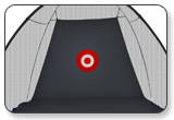 Trademark Innovations Golf Practice and Driving Net