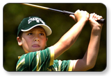 Junior Golfer Training Practice Gear