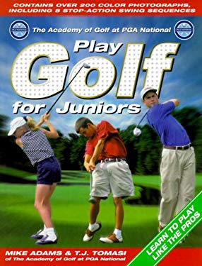 Play Golf for Juniors: The Academy of Golf at PGA National