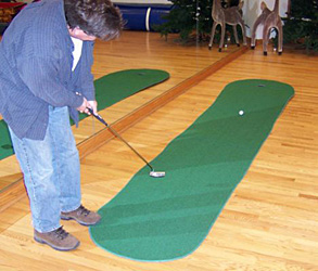 Big Moss Original EX1 V2 Golf Putting Green