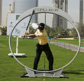 Explanar Golf Training System