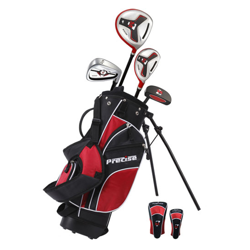 Precise Golf M7 7 Piece Junior Golf Set - Ages 3-5