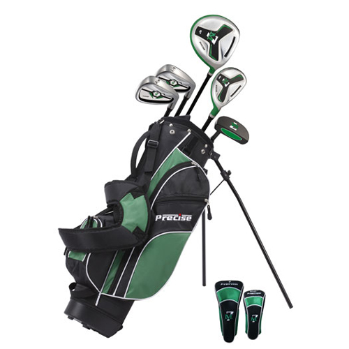 Precise Golf M7 8 Piece Junior Golf Set - Ages 6-8