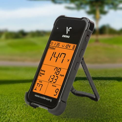 Voice Caddie SC100 Portable Golf Launch Monitor
