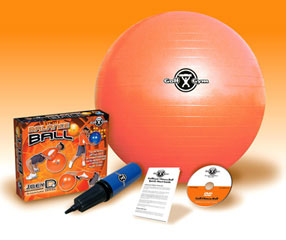 Golf Gym Balance Ball Kit