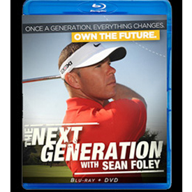 Sean Foley - The Next Generation - Blue-Ray & DVD