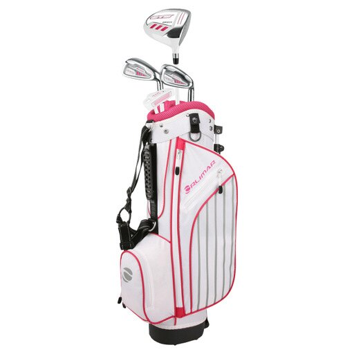 Orlimar ATS Junior Girls' Golf Set with Stand Bag (Ages 5-8)